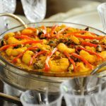O.A. Quinoa Paella